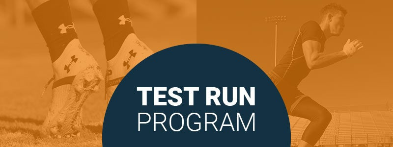 Eastbay Test Run Program