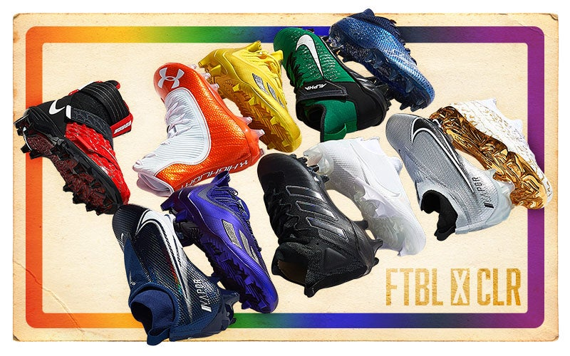 Football By Color