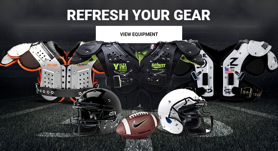 View Football Equipment