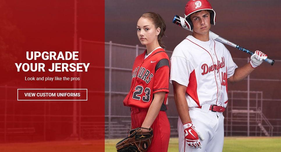 View the Custom Baseball & Fastpitch catalog