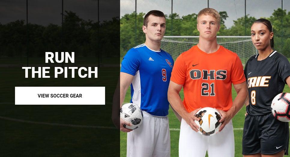 View Soccer Gear