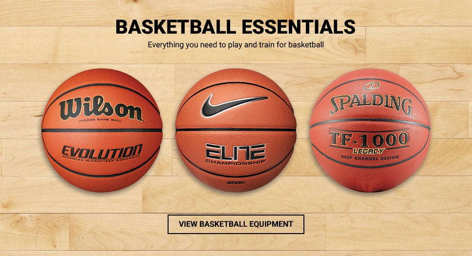View Basketball Equipment