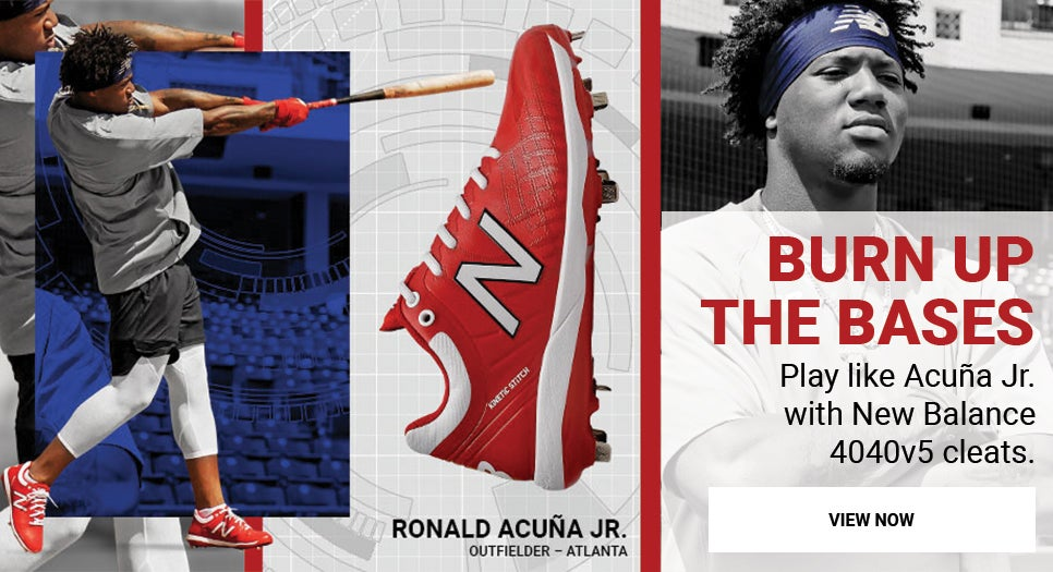 View New Balance 4040v5 Cleats