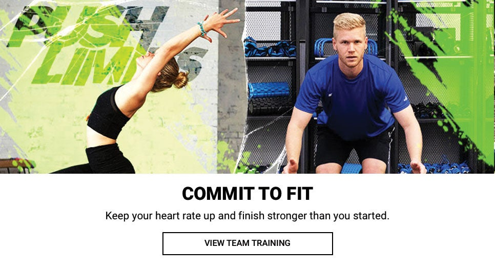 Push Limits Training