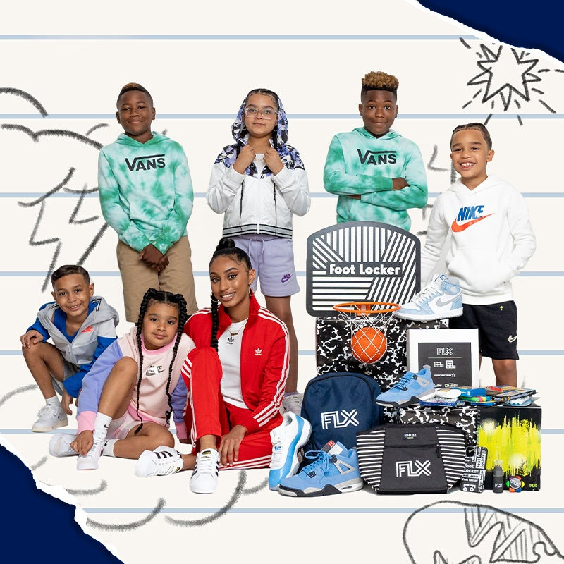 Score points with every purchase & use them for the hottest back-to-school gear.