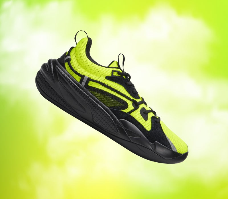 The superstar MC delivers another banger with this electric new pair.