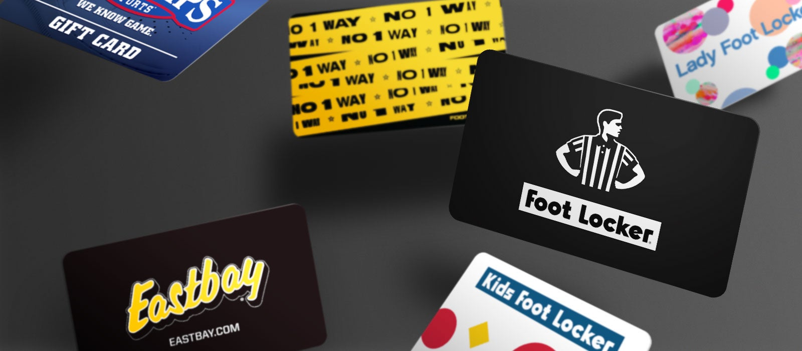 Gift Cards Foot Locker