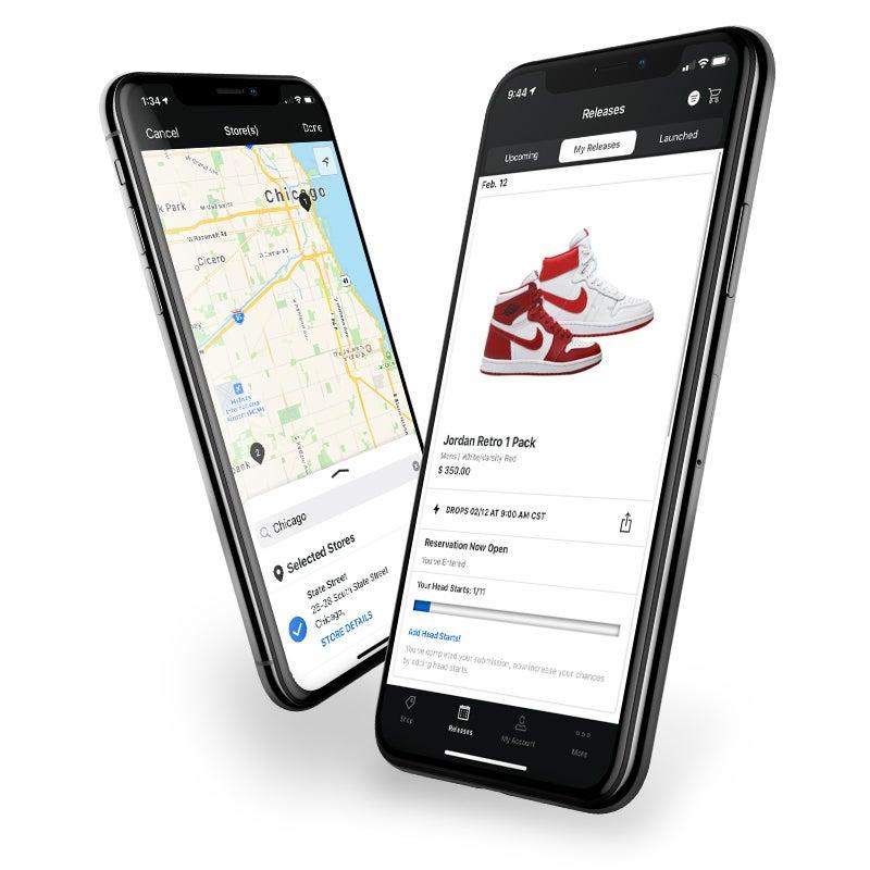 Sneaker App   Hottest Releases, Brands