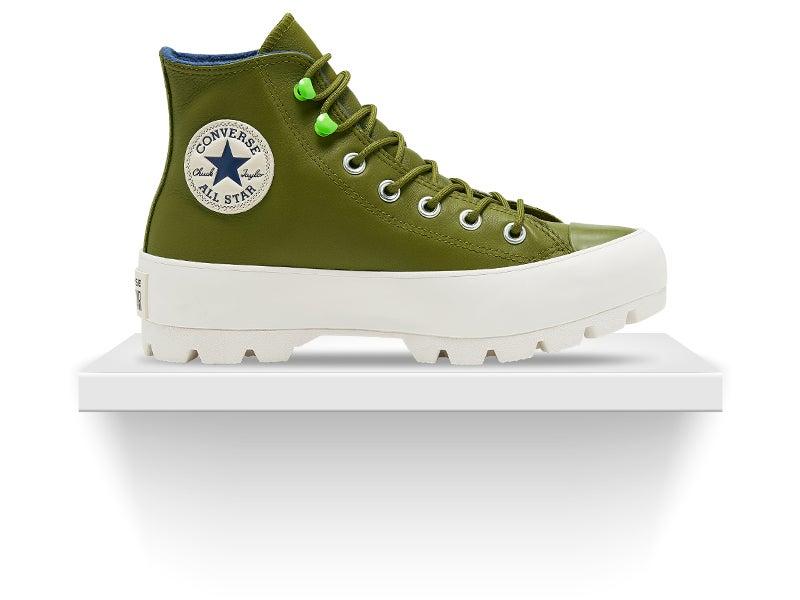 Shop Converse All Star Winter Lugged Hi