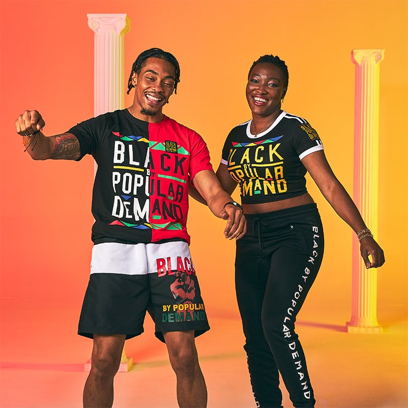Designed by Marcia Smith, this brand is nostalgic, timeless and deeply rooted in Black Culture.