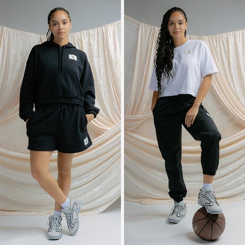 SHOP WOMEN'S JORDAN  CLOTHING