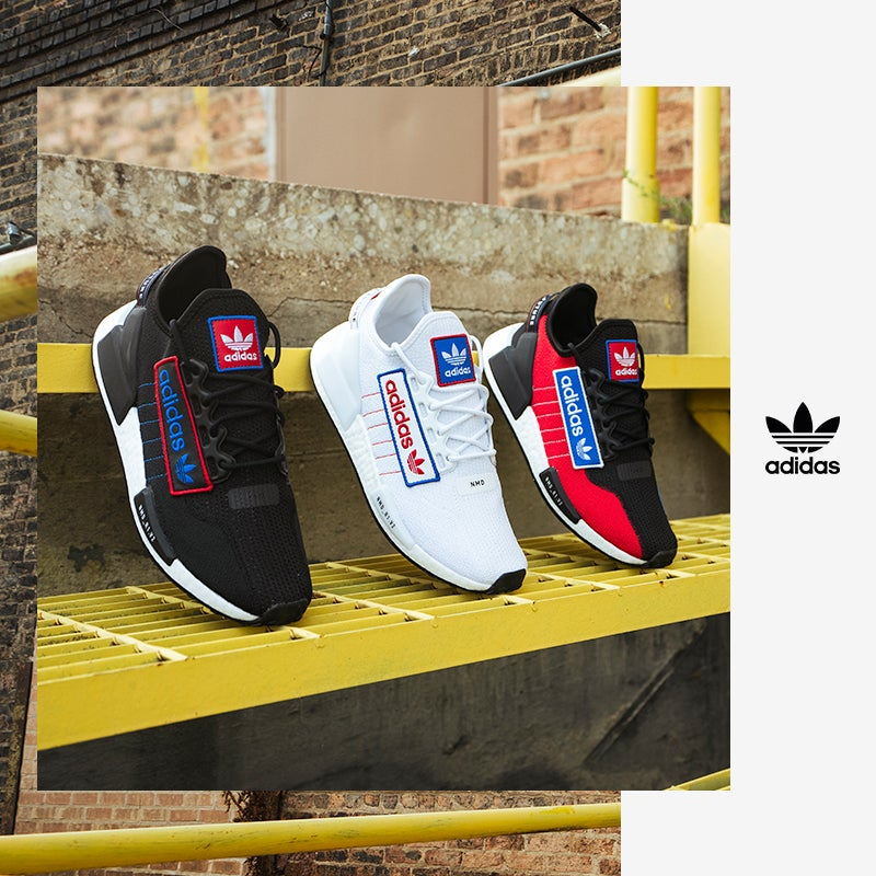 The new adidas Patch Pack makes repping this iconic brand easy. SHOP ADIDAS PATCH PACK