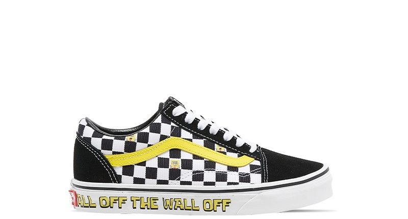 Shop Vans X Sponge Bob