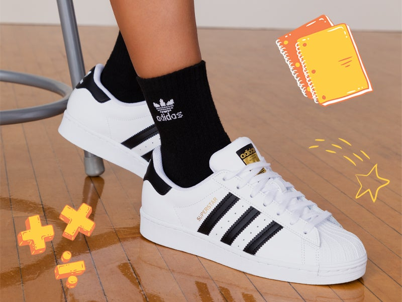 Sneaker fact: kids that rock OGs lead the pack!