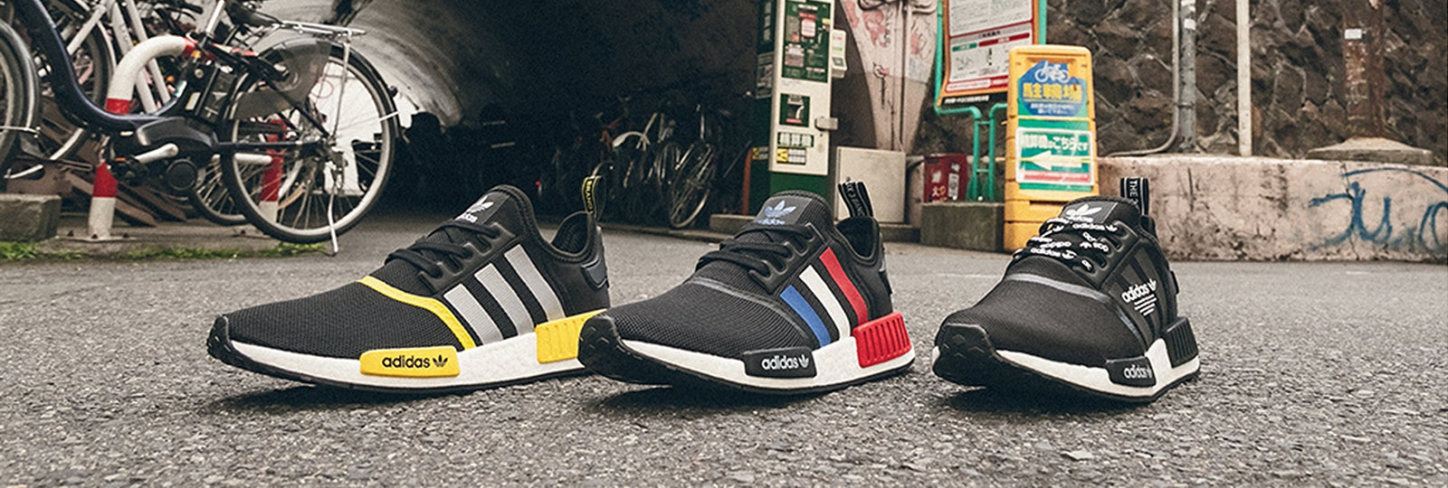 0d2e3489668 Cop heritage design, Boost tech + bold colors in the latest from the Three  Stripes.