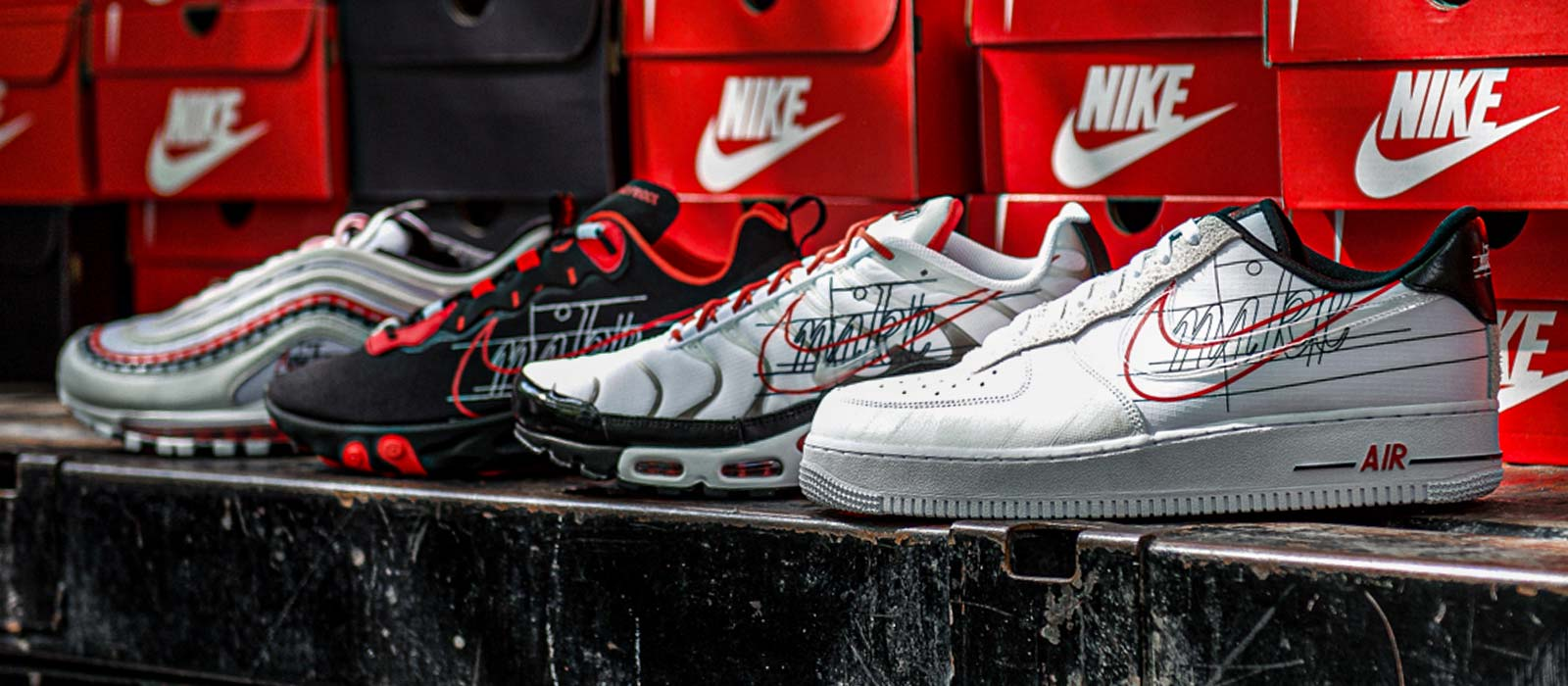 info for new appearance wholesale Nike Evolution of the Swoosh | Foot Locker Canada
