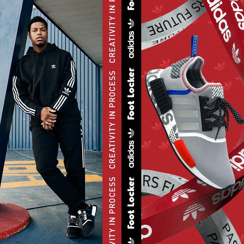 Puma, adidas, Nike, Air Jordan Foot Locker nous vend du