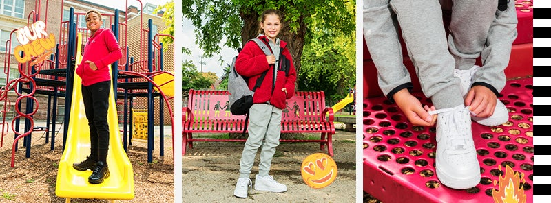 Make your student's return to school the freshest ever!