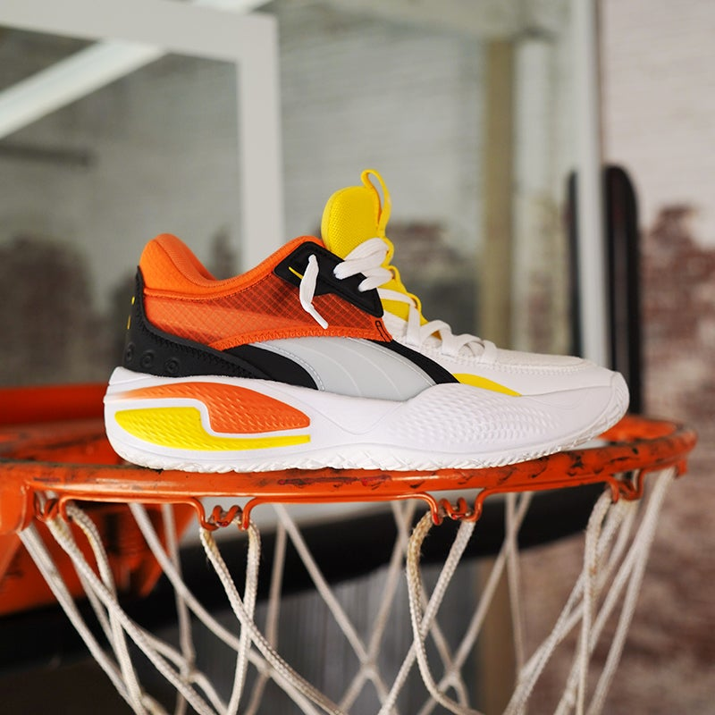 Inspired by the courts of L.A., PUMA's latest collection brings performance & style to new levels.