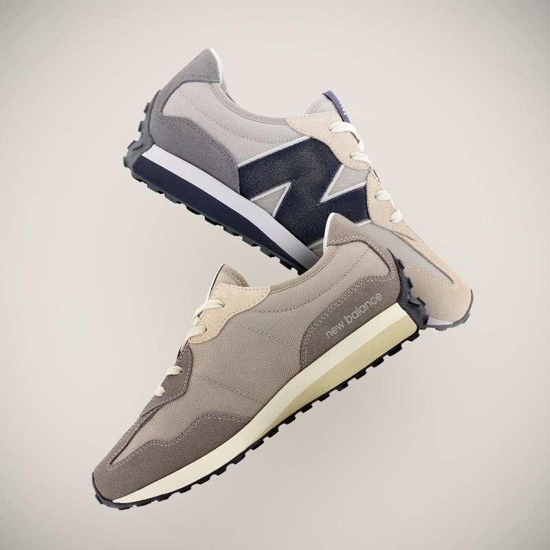 Celebrate the 'Grey Day' collection of faves clad in New Balance's famous grey color scheme.