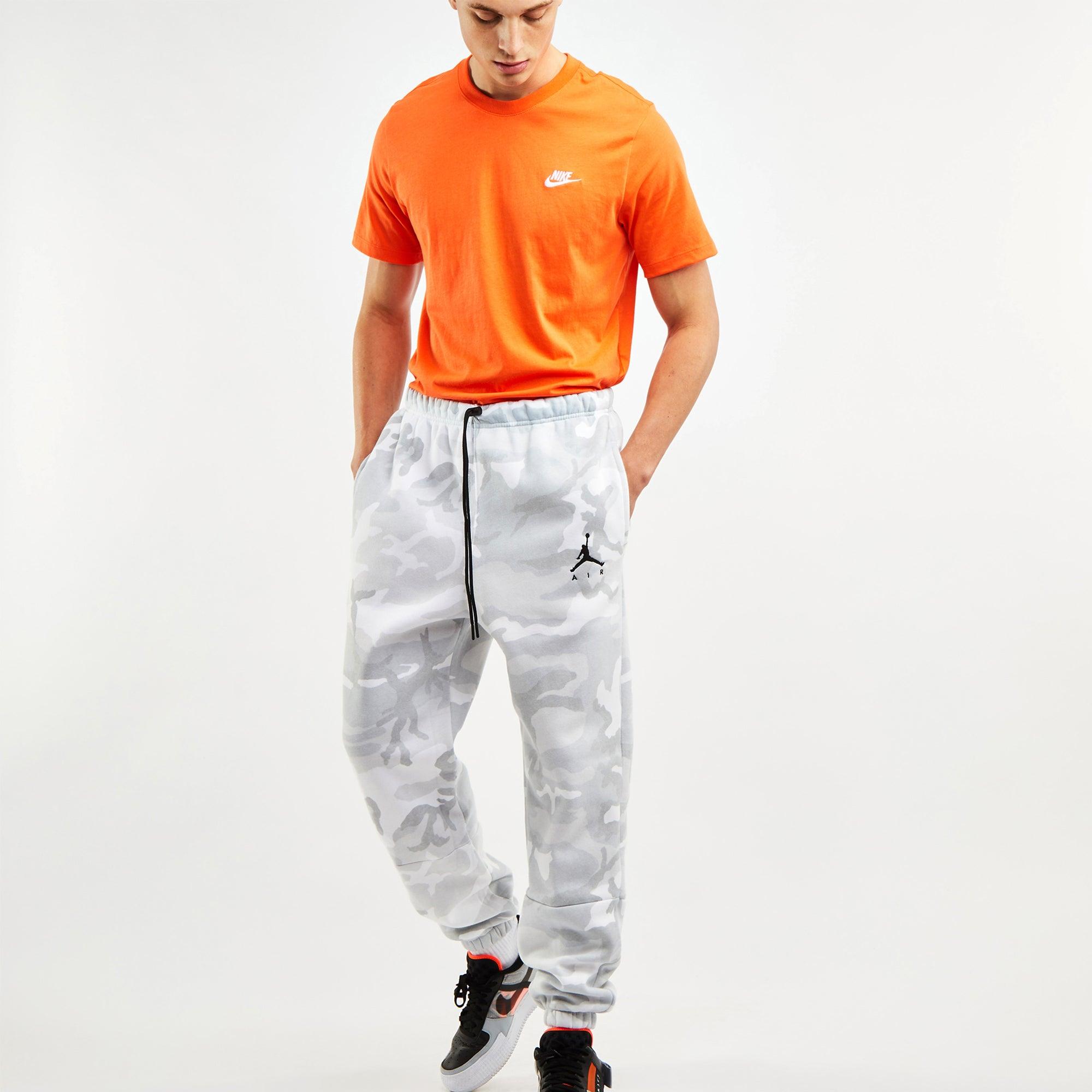 Jordan Jumpman Air All Over Print Camo Fleece