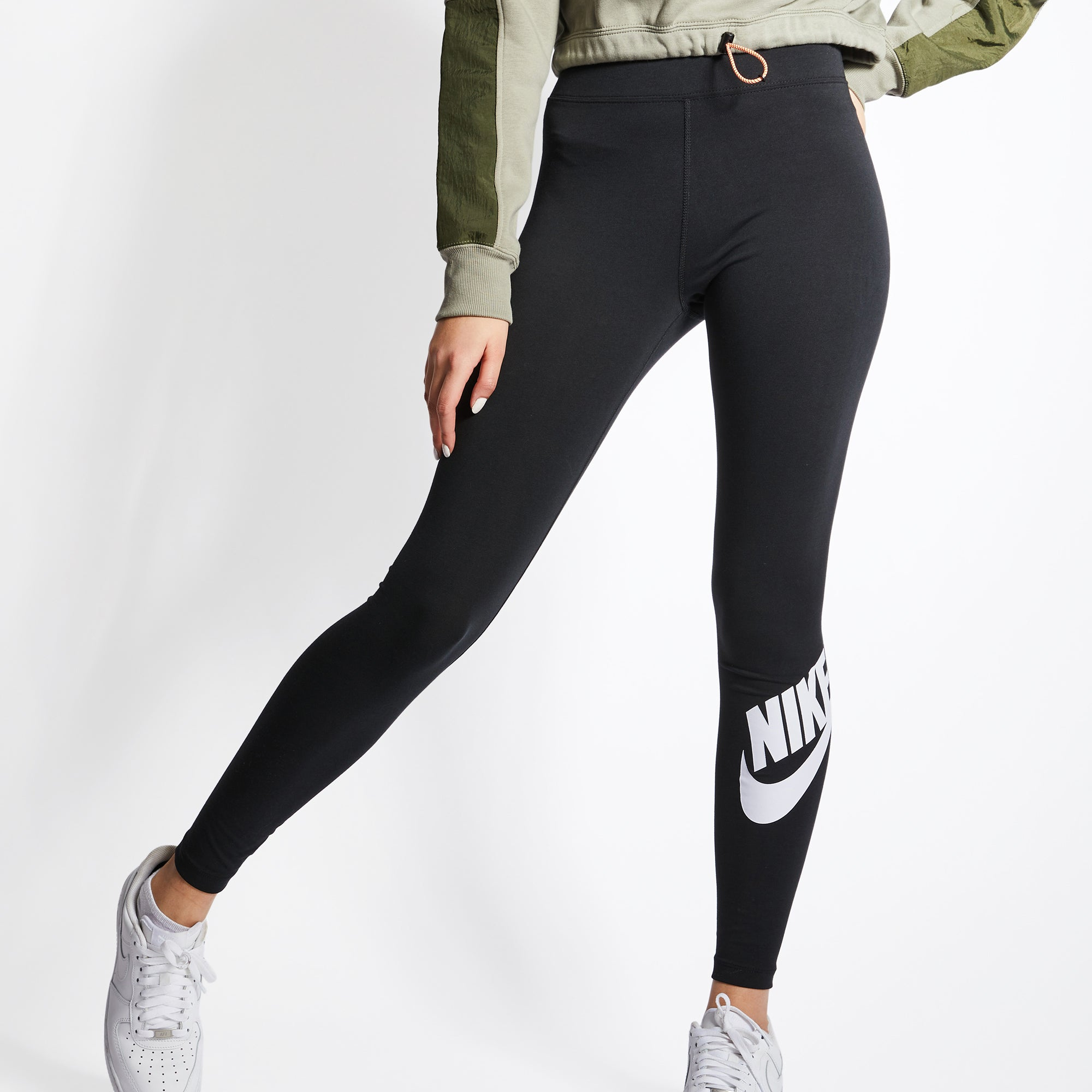 Shop Nike Essential Nsw Futura Leggings