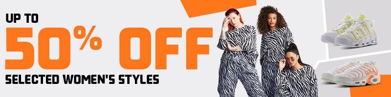 Shop Women sale promo
