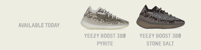 Available now Yeezy 380