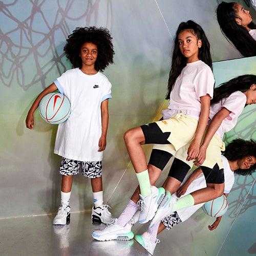 Nike ropa infantil