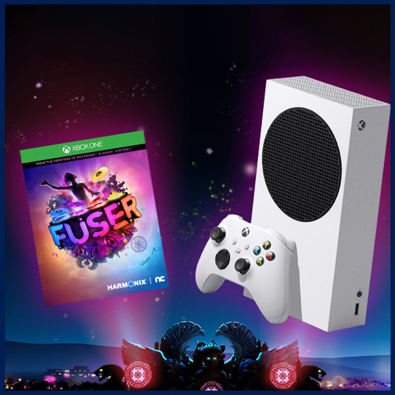 Xbox and Fuse