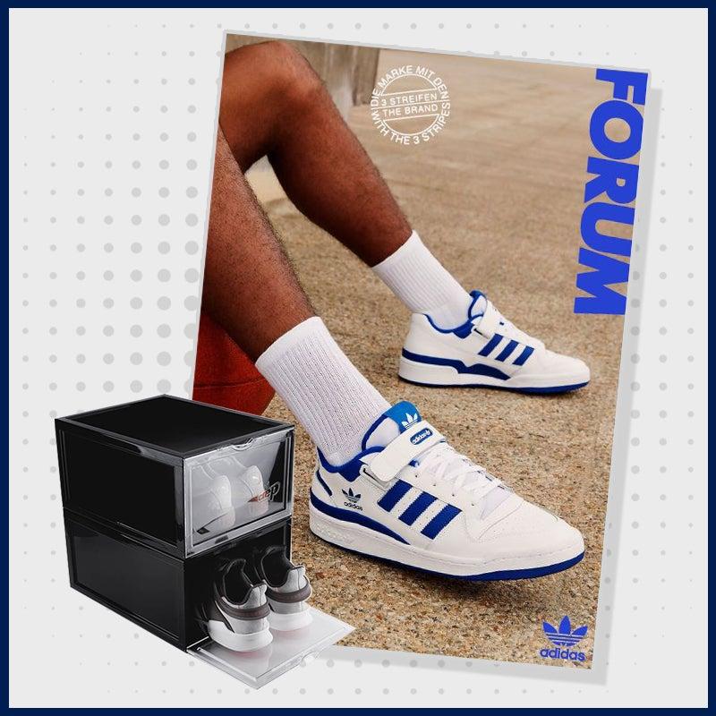 adidas FORUM & Crep Protect Crate