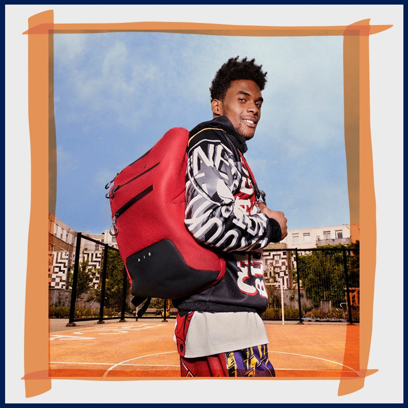 Redeem your XPoints for this exclusive Jordan Backpack