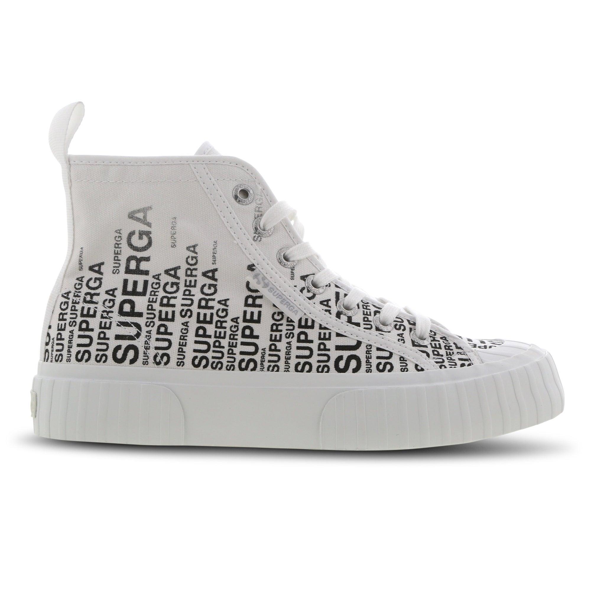 Superga 2696 Vertical Print Shoes