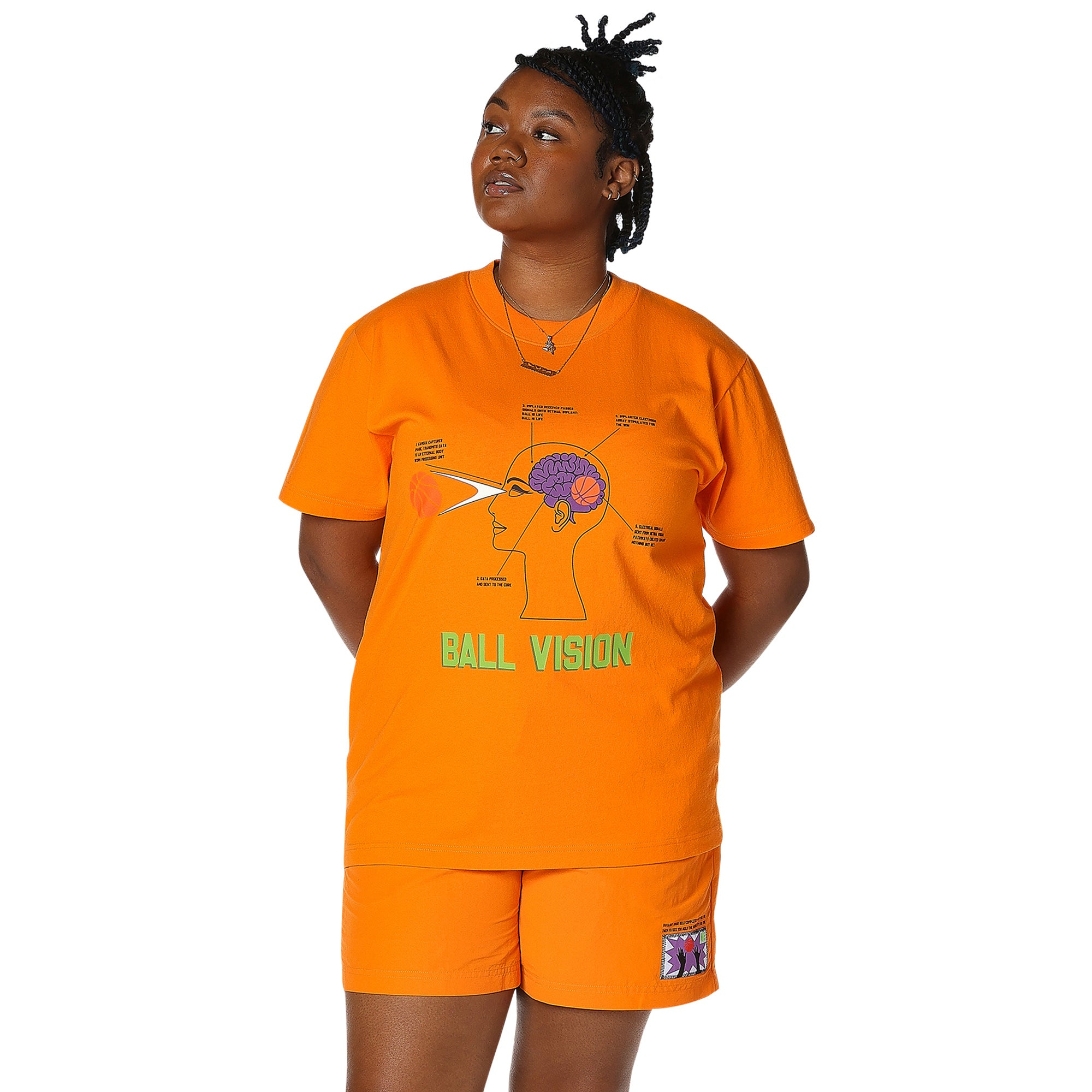 Melody Ehsani Short Sleeve T-shirt