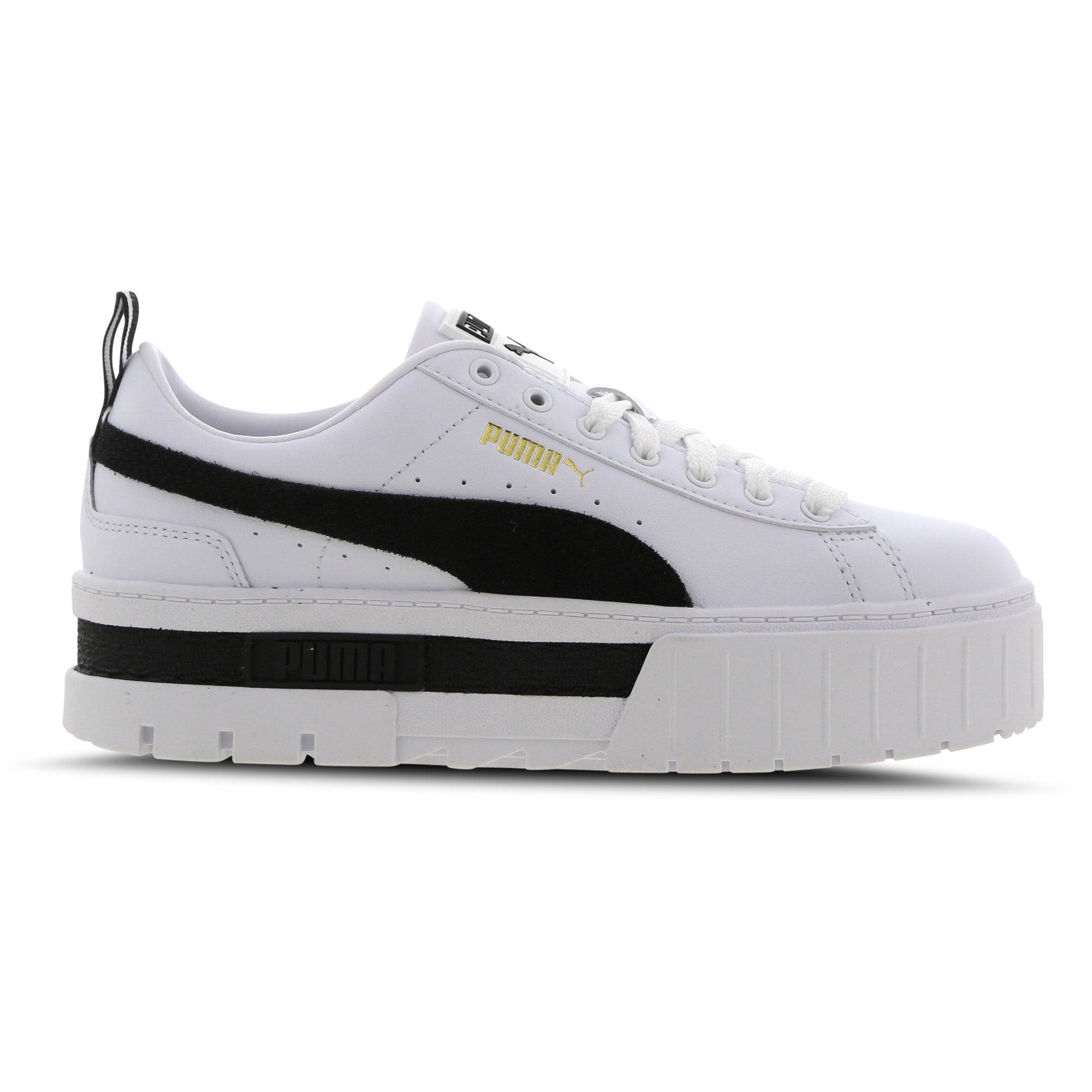 PUMA Mayze Platform Shoes