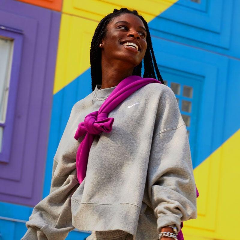 Nike Trend Fleece Essentials - Sweats à capuche femme