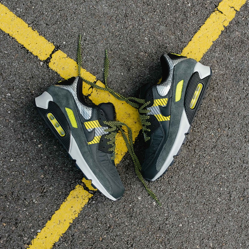 Nike Air Max 90 3M Anthracite