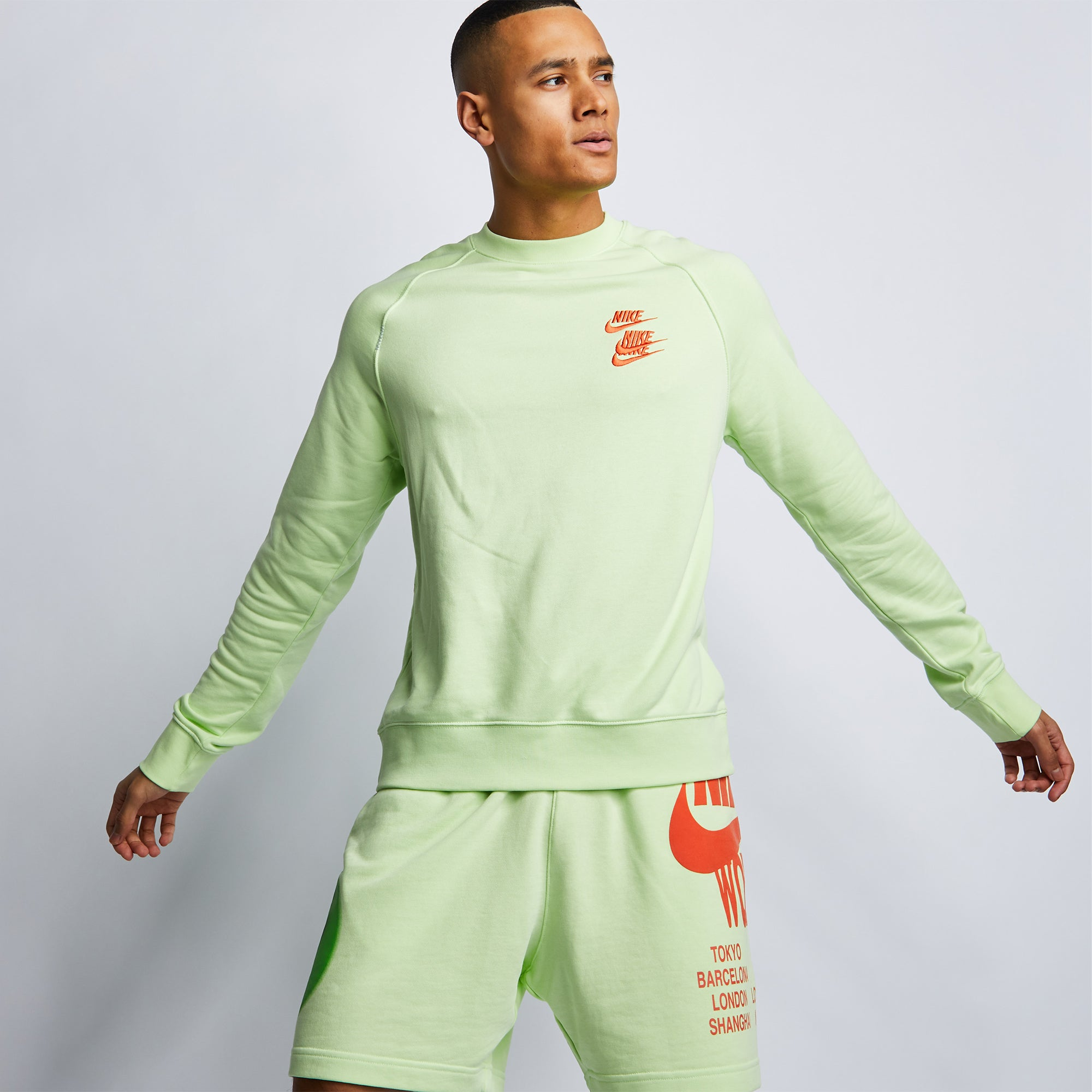 Nike World Tour Sweatshirt