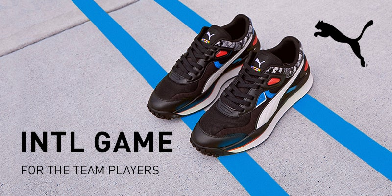 PUMA INTL GAME PACK