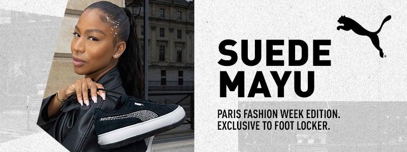 Shop Puma Suede Mayu Fashionweek