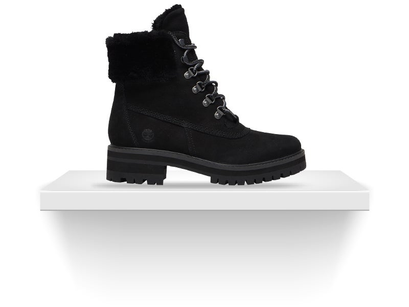 "Shop the Timberland Courmayeur 6"" Shearling Boots"