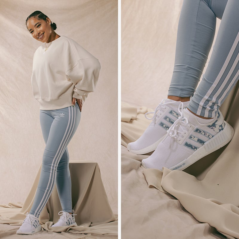 Feel fly in any fit when you're rocking the latest styles from adidas.