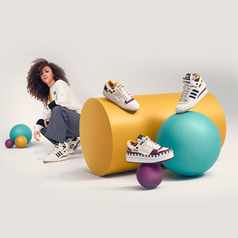 SHOP ADIDAS x GIRLS ARE AWESOME