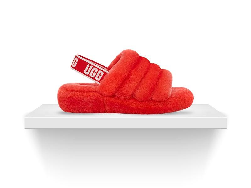 Shop UGG Fluff Yeah Slides