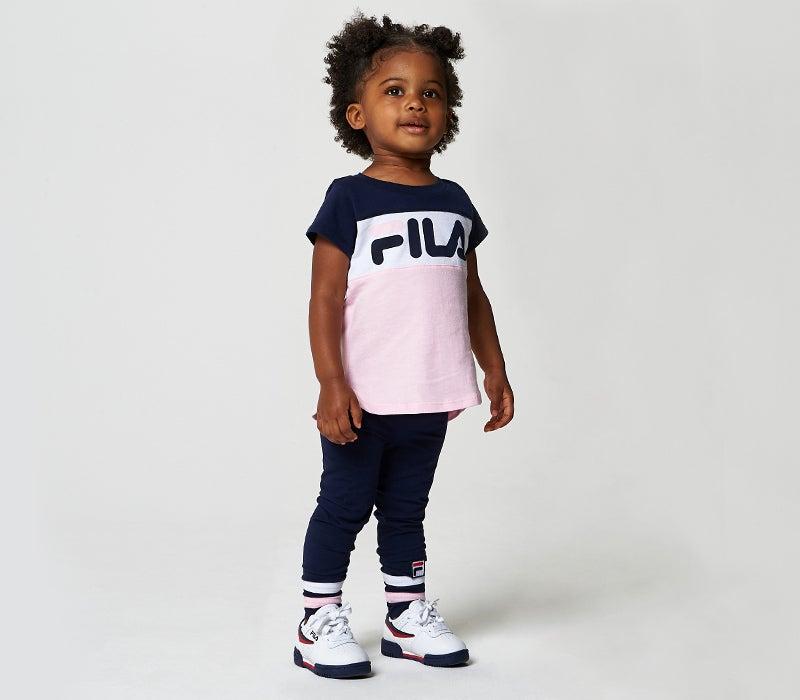Shop Fila apparel and shoes