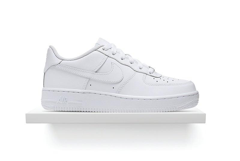 Shop Nike Air Force 1 White