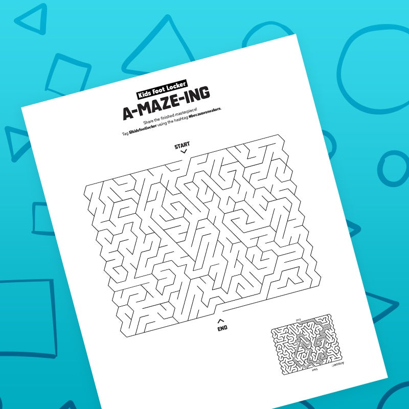 download a-maze-ing maze