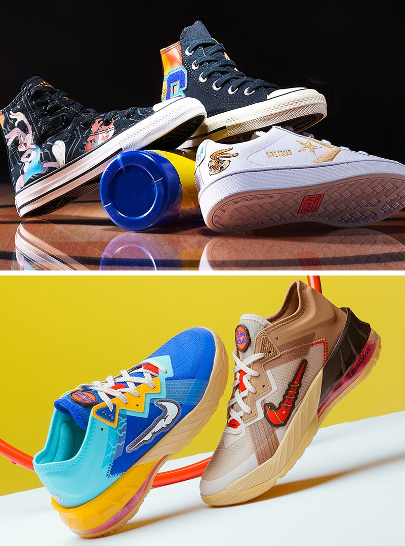 Nike & Converse come together on two clean classics!