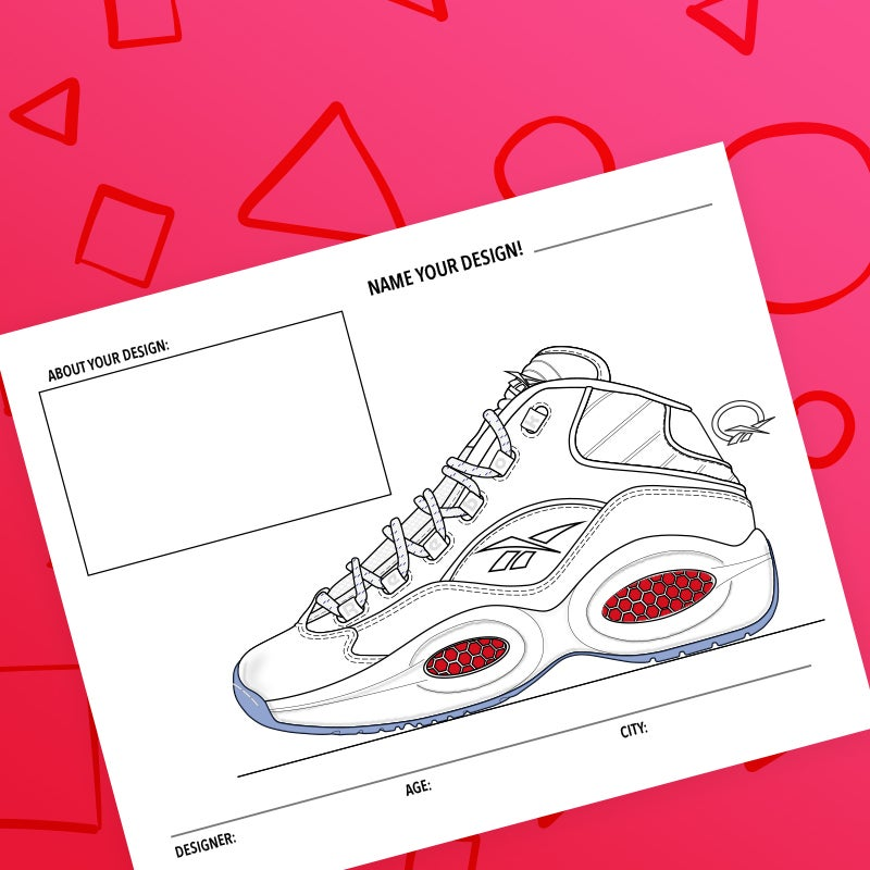 download Reebok design page