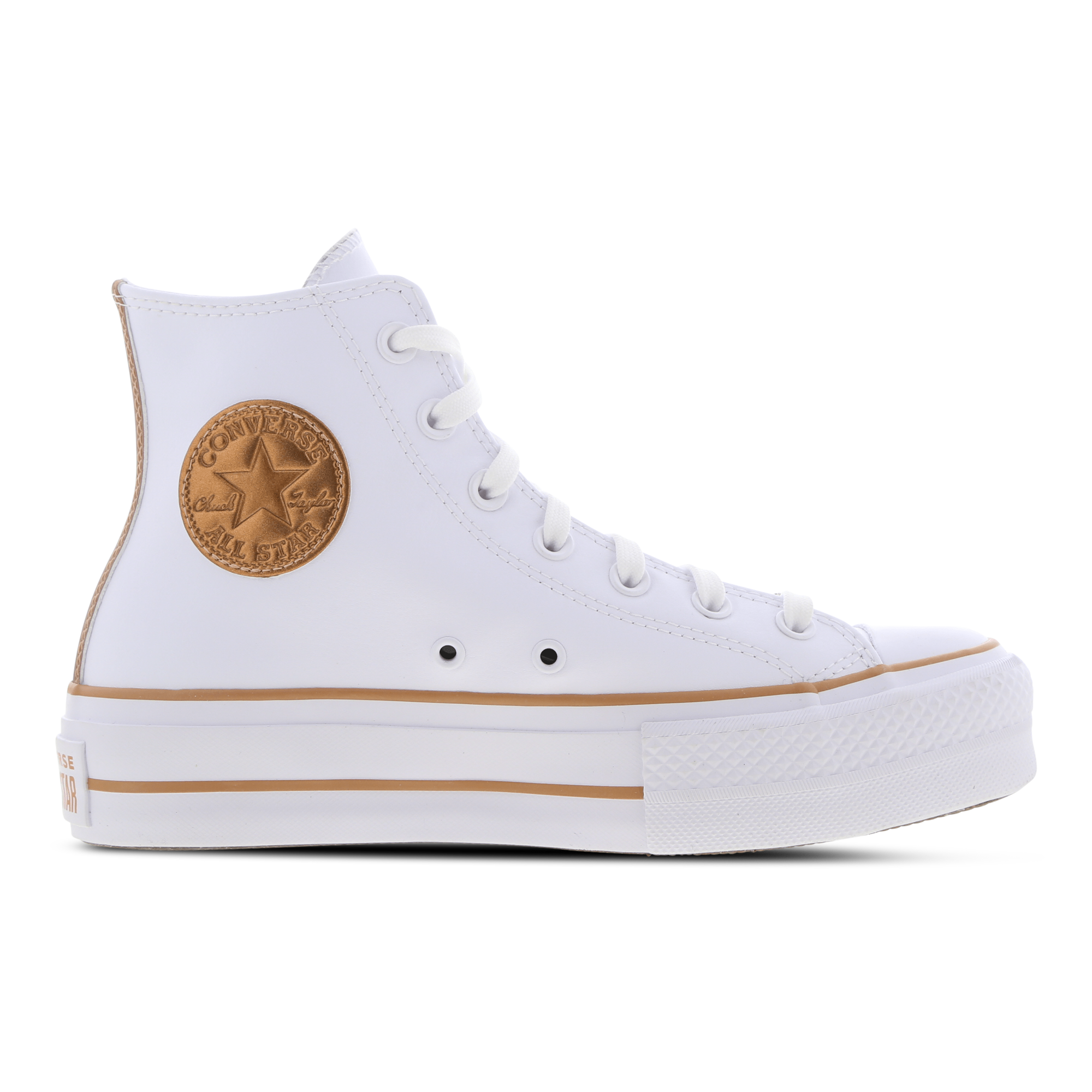 Converse Chuck Taylor All Star Platform High Leather